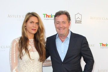 Celia Walden Theirworld Los Angeles Reception With Astley Clarke