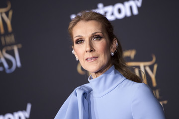 Celine Dion Premiere Of Disney's 'Beauty And The Beast' - Arrivals