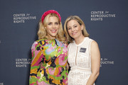 (L-R) Busy Philipps and Elizabeth Banks attend The Center for Reproductive Rights 2020 Los Angeles Benefit on February 27, 2020 in Beverly Hills, California.