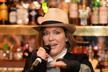 Cerys Matthews Launch Festival of Voice Cardiff 2016