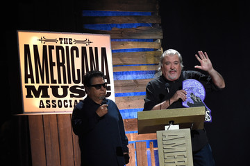 Cesar Rosas Americana Music Festival and Conference Award Show - Show, Audience & Backstage