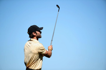 Chace Crawford American Century Championship - Round Two