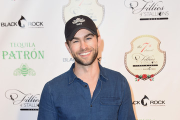 Chace Crawford The 7th Annual Fillies & Stallions Kentucky Derby Party Hosted By Black Rock Thoroughbreds And Sponsored By Patron
