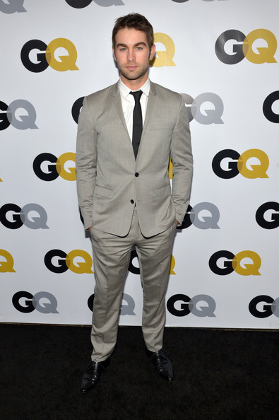 Chace Crawford - GQ Men Of The Year Party - Carpet