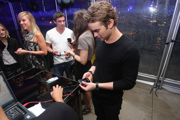 U.S. Launch Party for The BlackBerry Tour Smartphone from Sprint