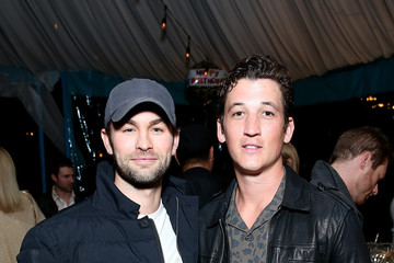 Chace Crawford Miles Teller Celebrates His 30th Birthday at the Private Residence of Jonas Tahlin, CEO Absolut Elyx
