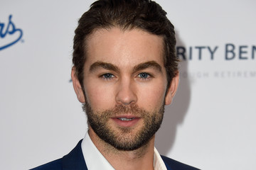 Chace Crawford Los Angeles Dodgers Foundation Blue Diamond Gala - Arrivals