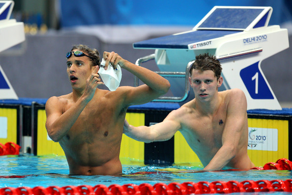Chad Le Clos Pictures - 19th Commonwealth Games - Day 4: Swimming ...