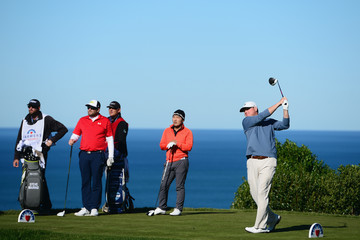 Chad Campbell Farmers Insurance Open - Round Two