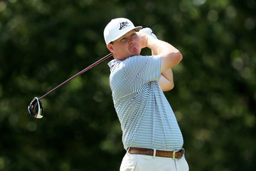 Chad Campbell FedEx St. Jude Classic - Round Two