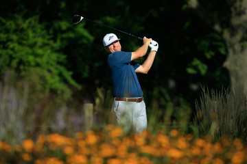 Chad Campbell Nationwide Children's Hospital Championship - Round Two
