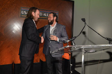 Chad Hurley 'Oscar Wilde: Honoring the Irish in Film' Event