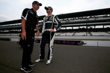 Chad Knaus Indianapolis Motor Speedway - Day 3