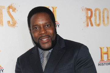 "Chad L. Coleman HISTORY Hosts Premiere Screening Of 'Night One' Of The Four Night Epic Event Series, ""Roots"""