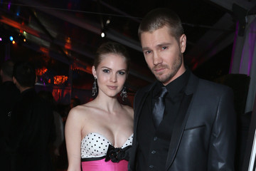 Chad Michael Murray Kenzie Dalton Grey Goose At 21st Annual Elton John AIDS Foundation Academy Awards Viewing Party