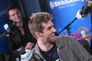 The Chainsmokers And 5 Seconds Of Summer Visits 'Hits 1 In Hollywood' On SiriusXM Hits 1 Channel At The SiriusXM Studios In Los Angeles