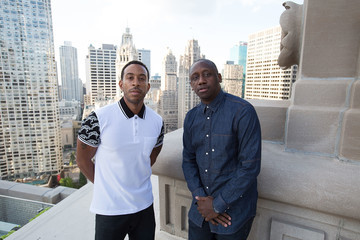 Chaka Zulu Michigan Avenue Magazine Celebrates Its Summer Issue With Ludacris at LondonHouse in Chicago.