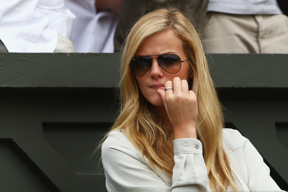 andy roddick wife pictures. Brooklyn Decker, wife of Andy
