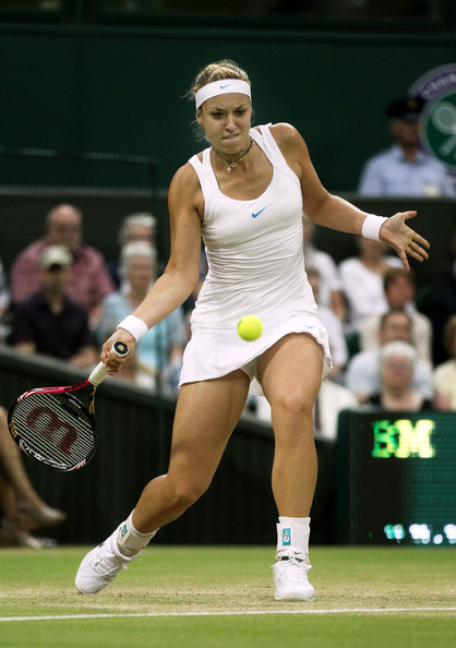 The Championships - Wimbledon 2011: Day Eight