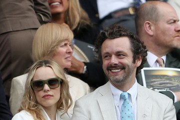 Rachel McAdams Michael Sheen The Championships - Wimbledon 2012: Day Twelve