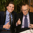 Chance King Friars Club And Crescent Hotel Honor Larry King For His 86th Birthday
