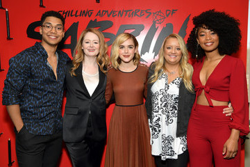 Chance Perdomo Netflix's 'The Chilling Adventures of Sabrina' Q&A And Reception