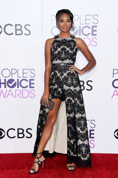 People's Choice Awards 2017 - Arrivals []