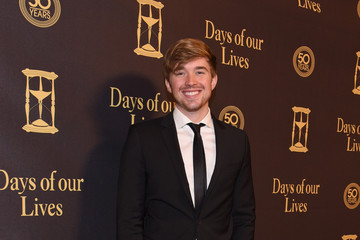 Chandler Massey 'Days of Our Lives' 50th Anniversary Celebration