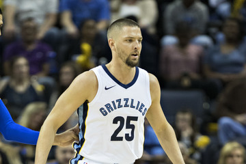 Chandler Parsons Dallas Mavericks v Memphis Grizzlies