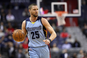 Chandler Parsons Memphis Grizzlies v Washington Wizards