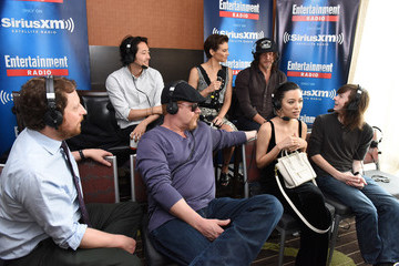 Chandler Riggs SiriusXM's Entertainment Weekly Radio Channel Broadcasts From Comic-Con 2016 - Day 3