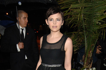 Ginnifer Goodwin Chanel And Charles Finch Pre-Oscar Party Celebrating Fashion And Film