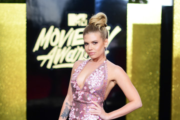 Chanel West Coast 2017 MTV Movie and TV Awards - Red Carpet