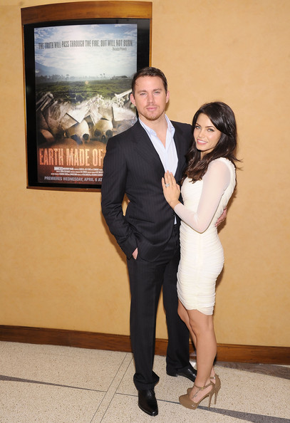 channing tatum and wife. Channing Tatum Executive