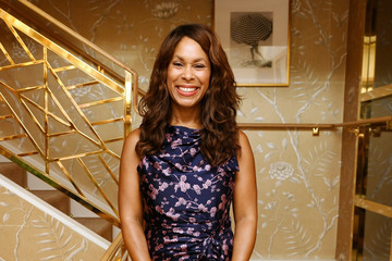 Channing Dungey Glamour x Tory Burch Women To Watch Lunch