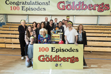 Channing Dungey 'The Goldbergs' Celebrates 100 Episodes