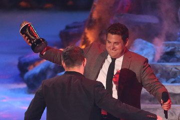 Channing Tatum MTV Movie Awards Show