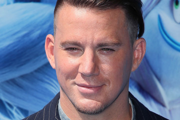 Channing Tatum Premiere Of Warner Bros. Pictures' 'Smallfoot' - Arrivals