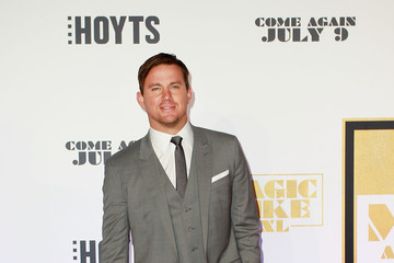 Channing Tatum 'Magic Mike XXL' Australian Premiere - Arrivals