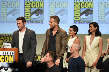 Channing Tatum The 20th Century FOX Panel at Comic-Con International 2015