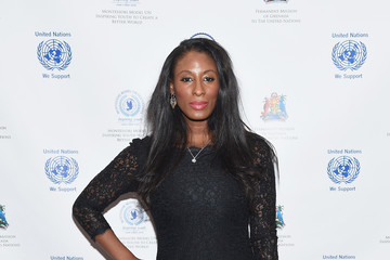 Chantelle Fraser 2016 Global Education First Initiative Opening Reception