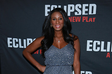 Chantelle Fraser 'Eclipsed' Broadway Opening Night - Arrivals & Curtain Call