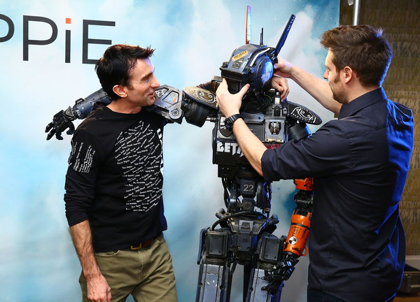 'chappie' Photo Call in Nyc '