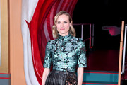 "Diane Kruger attends the ""IT Chapter Two"" European Premiere at The Vaults on September 02, 2019 in London, England."