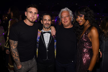 Char Defrancesco Marc Jacobs & Benedikt Taschen Celebrate NAOMI at the Diamond Horseshoe