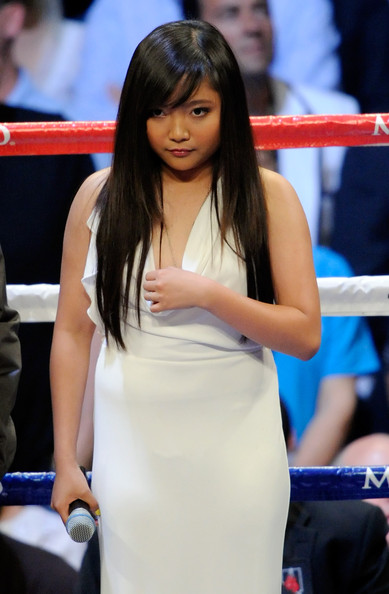 05/07/11 - Pacquiao vs. Mosley Fight - MGM Grand, Las Vegas, NV Charice+Pempengco+Manny+Pacquiao+v+Shane+Mosley+WMk8O4fs9wNl