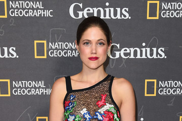 Charity Wakefield National Geographic's Premiere Screening of 'Genius' in London - Screening