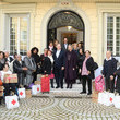 Charlene Wittstock Princess Charlene Of Monaco attends Christmas Gifts Distribution At La Croix Rouge In Monte-Carlo