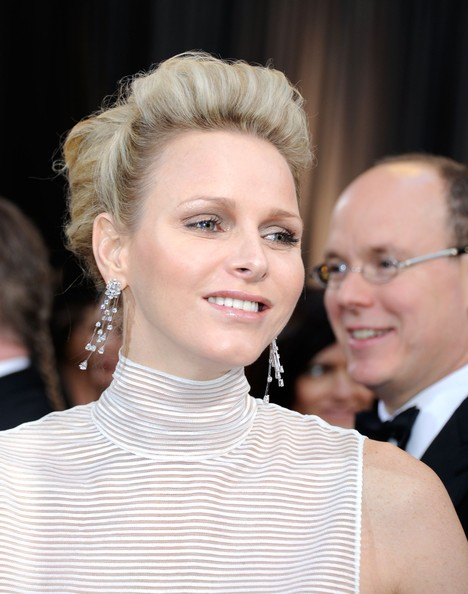 Charlene Wittstock - 84th Annual Academy Awards - Arrivals