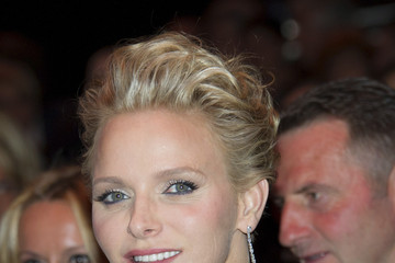 Charlene Wittstock Rose Ball 2014 In Aid Of The Princess Grace Foundation In Monaco